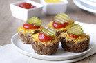HG Muffin-Pan Recipe: Cheeseburger Mini Meatloaves