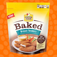 Foster Farms Baked Breast Tenders