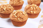 HG Food Obsessions: Peanut Butter Banana Protein Muffins