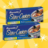 HG's Amazon Find of the Week: Reynolds Slow Cooker Liners 2 Pack