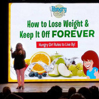 Hungry Girl Lisa's Favorite Things About the Hungry Girl Cruise: The Programming! Information & Motivation to Help You Live Your Best Life