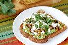 Mexi-Corn Avocado Toast