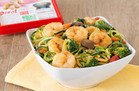 5-Ingredient-or-Less Meals in 30 Minutes Max: Zucchini-Noodle & Shrimp Stir-Fry