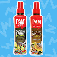 PAM Superior No Stick Cooking Spray Pumps