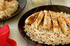 Hungry Girl Veggie Swap: Chicken Girlfredo & Turnip Noodles
