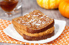 Top HG Pumpkin Recipes: Pumpkin Spice Stuffed French Toast