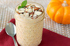 Top HG Pumpkin Recipes: Pumpkin Pie Overnight Flax Oat Surprise