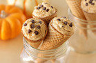 Top HG Pumpkin Recipes: Pumpkin Pie Cannoli Cones