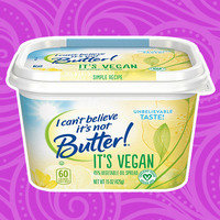 I Can't Believe It's Not Butter! in It's Vegan