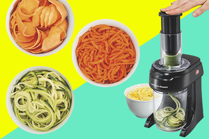 Amazon Find of the Week:  Amazon Find of the Week: Hamilton Beach 3-in-1 Electric Spiralizer