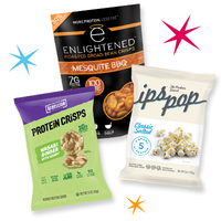 Hungry Girl Best Snacks You're Not Eating: Protein That Crunches