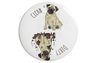 HG Holiday Gift Guide: Sutter Signs Clean Dirty Dog Dishwasher Magnet