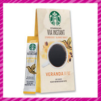Lisa's Kitchen Staples: Starbucks VIA Instant Packets