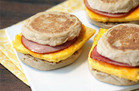 EZ Multi-Serving Meal: Easy Freezy Breakfast Sandwiches