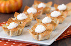 HG Comfort Food Hacks: World's Cutest Pumpkin Pies