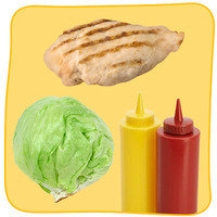 Easy Healthy Ways to Dress Up Chicken: Enjoy Burger Style