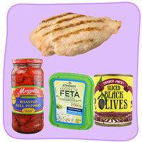 Easy Healthy Ways to Dress Up Chicken: Greek-ify It
