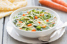 Healthy HG Soup Recipes: Slow-Cooker Veggie-Noodle Soup