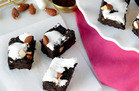 Rockin' Rocky Road Fudge
