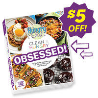 Amazon Deal of the Day: An Additional $5 Off Hungry Girl OBSESSED!