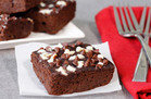 Winter Wonderland Brownies
