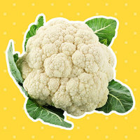 Healthy Foods That Supersize: Cauliflower