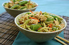 Healthy Foods That Supersize: Thai-Style No-Cook Stir-Fry