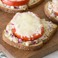 Italian Tuna Melts