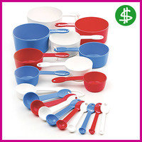 SAVE: Prepworks by Progressive Ultimate 19-Piece Measuring Cup and Spoon Set