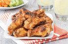 BBQ Buffalo Wings