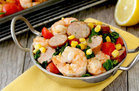Sheet-Pan Shrimp Bake
