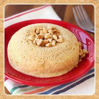 Healthy HG Peanut Butter Recipe: PB Protein Mug Cake