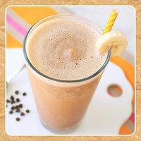 Healthy HG Peanut Butter Recipe: PB Chocolate 'Nana Smoothie