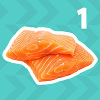 4 Foods to Boost Energy: Salmon