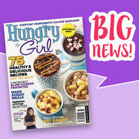Hungry Girl Magazine Updates!