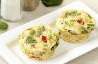 Everything Veggie Egg Bakes