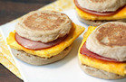 Make-Ahead Must Have: Easy Freezy Breakfast Sandwiches