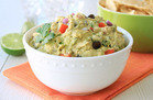 Southwest Guiltless Guacamole Dip