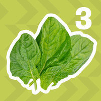 4 Foods to Boost Energy: Spinach