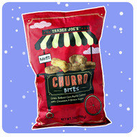 HG-Approved Trader Joe's Finds: Baked Churro Bites