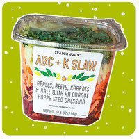 HG-Approved Trader Joe's Finds: ABC + K Slaw