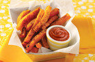 Supersized Snack: Bake-tastic Butternut Squash Fries