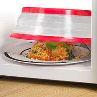 Amazon Finds Under $10: Tovolo Collapsible Microwave Cover