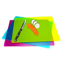 Amazon Finds Under $10: Nicole Home Collection Flexible Plastic Cutting Board Mats, Set of 3
