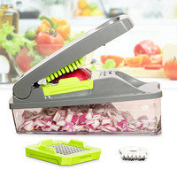 Gadgets to Make Your Life Easier: Müller Onion Chopper Pro Vegetable Chopper