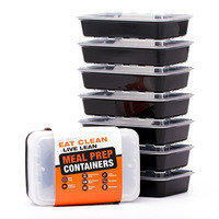 Gadgets to Make Your Life Easier: Evolutionize Healthy Meal Prep Containers (7 Pack)