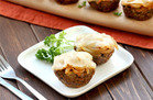French Onion Meatloaf Minis