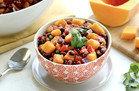 Slow-Cooker Butternut Black Bean Chili