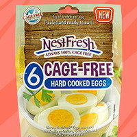NestFresh Cage-Free Hard Cooked Eggs
