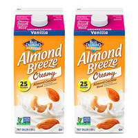 5 Healthy Hungry Girl Grocery Staples: Blue Diamond Unsweetened Vanilla Almond Cashew Milk Blend